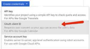 Google APIs – Basic implementation – AJCE TECH BLOG